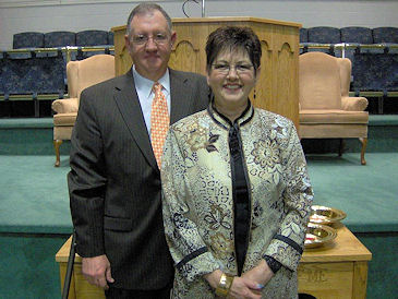 Pastor & Mrs. Tom Keelin