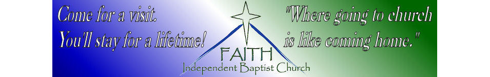 Faith Independent Baptist Church